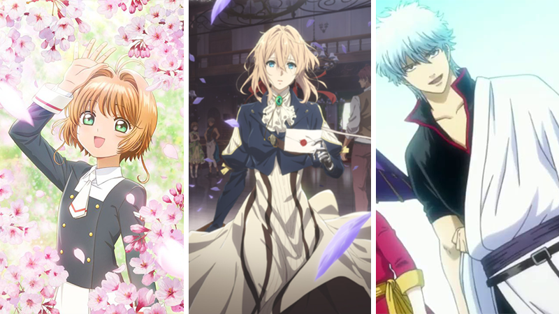 Anime Characters 2018 : Guía anime temporada quot invierno alerta geek chile