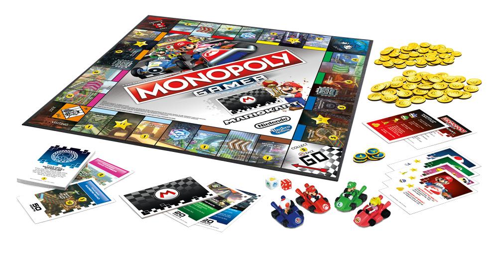 Ahora Podras Comprar La Rainbow Road En El Nuevo Mario Kart Monopoly