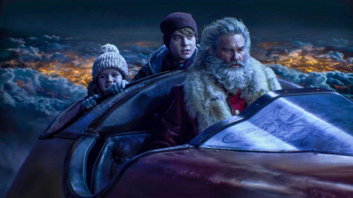 Review: Crónicas de Navidad | Una sonrisa toda la película - Alerta Geek  Chile